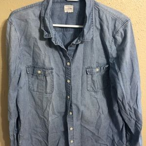 JCrew Cambray Shirt